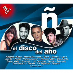 Ñ LOS ÉXITOS DEL AÑO (3 CD)