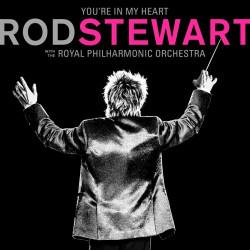 ROD STEWART - IN MY HEART:...