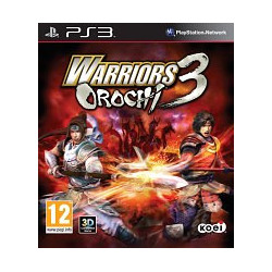 PS3 WARRIORS OROCHI 3 -...
