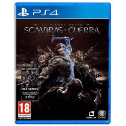 PS4 LA TIERRA MEDIA SOMBRAS...