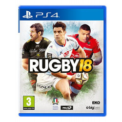 PS4 RUGBY 18 - RUGBY 18
