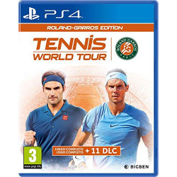PS4 TENNIS WORLD TOUR -...