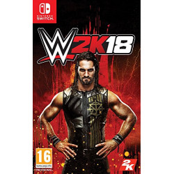 SW WWE 2K18 - WWE 2K18