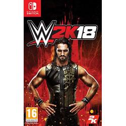 SW WWE 2K18