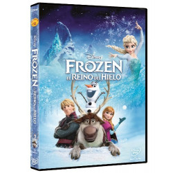 DVD FROZEN, EL REINO DEL...