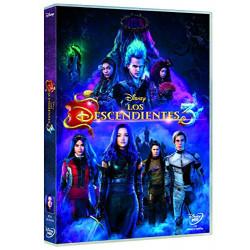 DVD LOS DESCENDIENTES 3 -...