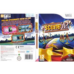 WII SCENE IT - SCENE IT