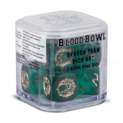 BLOOD BOWL DADOS SKAVEN...