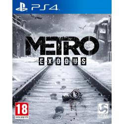 PS4 METRO EXODUS - METRO...