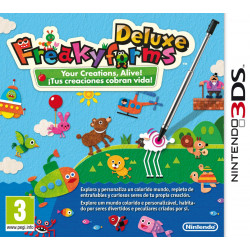 N3DS FREAKY FORMS DELUXE
