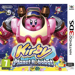 N3DS KIRBY PLANET ROBOBOT