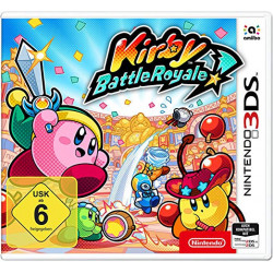 N3DS KIRBY BATTLE ROYALE