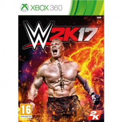 X3 WWE 2K17 - WWE 2K17
