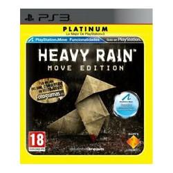 PS3 HEAVY RAIN, MOVE...
