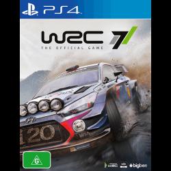PS4 WRC 7 - WRC 7