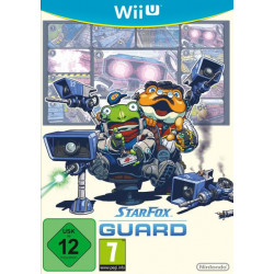 WIIU STAR FOX GUARD -...