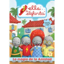 DVD ELLA LA ELEFANTA, LA...