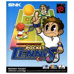 NEOGEO POCKET TENNIS