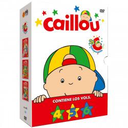 DVD CAILLOU 4-5-6 - CAILLOU...