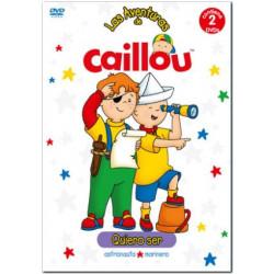 DVD CAILLOU, ASTRONAUTA,...
