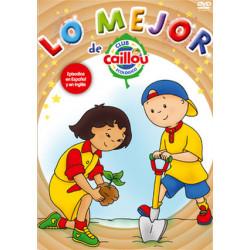 DVD CAILLOU, LO MEJOR DE...