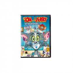 DVD TOM Y JERRY : RATON EN...