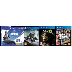 PS4 CONSOLA SLIM 500 GB +...