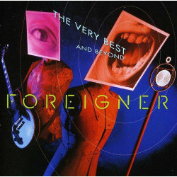 FOREIGNER - THE VERY BEST...