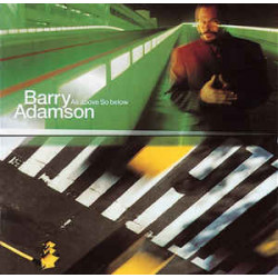 BARRY ADAMSON - AS ABOVE SO...