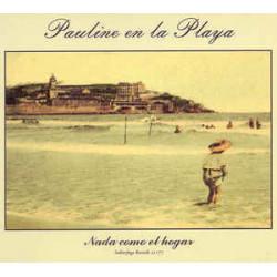 PAULINE EN LA PLAYA - NADA...