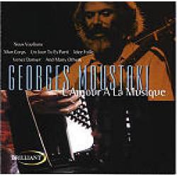 GEORGES MOUSTAKI - L'AMOUR...