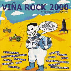 VARIOS VIÑA ROCK 2000 -...