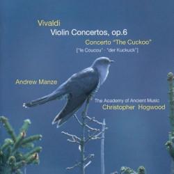 VIVALDI - VIOLIN CONCERTOS,...