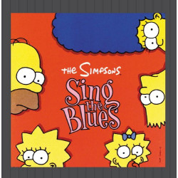 THE SIMPSONS - SING THE BLUES