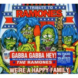 RAMONES - WE'RE A HAPPY...