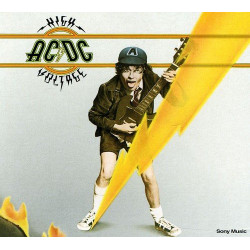 AC/DC - HIGH VOLTAGE -...