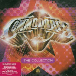 COMMODORES - THE COLLECTION