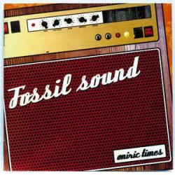 FOSSIL SOUND - ONIRIC TIMES
