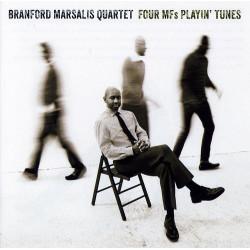 BRANFORD MARSALIS QUARTET -...