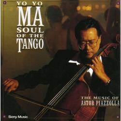 YO-YO MA - SOUL OF TANGO...