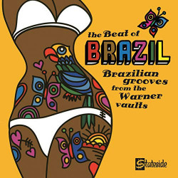 VARIOS THE BEAT OF BRAZIL -...