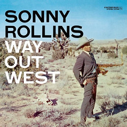 SONNY ROLLINS - WAY OUT...