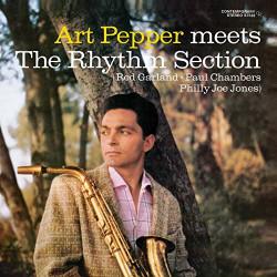 ART PEPPER - THE RHYTHM...
