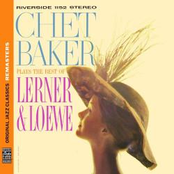 CHET BAKER - PLAYS THE BEST...