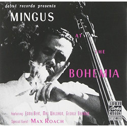 CHARLES MINGUS - MINGUS AT...