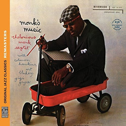THELONIUS MONK - MONK'S MUSIC