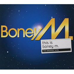 BONEY M. - THIS IS BONEY M.