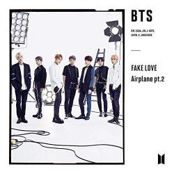 BTS - A FAKE LOVE AIRPLANE...