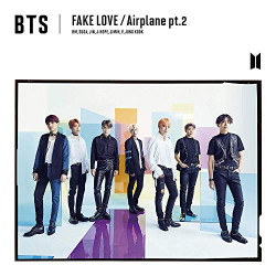 BTS - B FAKE LOVE AIRPLANE...