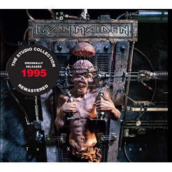 IRON MAIDEN - THE X FACTOR...